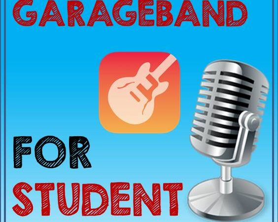 How to Setup an Ipad to Create Student Podcasts