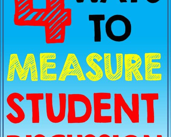 Improving Student Discussion Pt. 1 Measuring Student Discussion