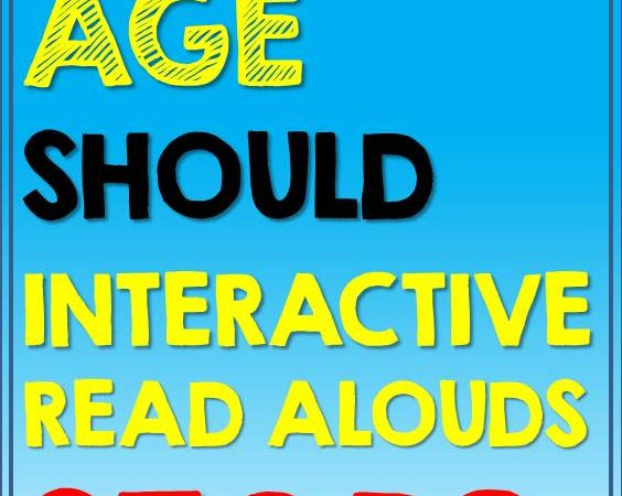 At What Age Should Interactive Read Alouds Stop?