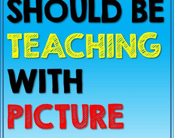 Why You Should Be Teaching With Picture Books