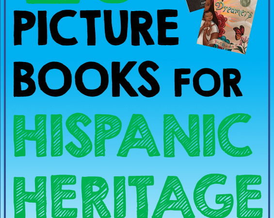 Best Biography Picture Books For Hispanic Heritage Month