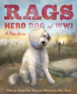 Rags Hero Dog of WWI