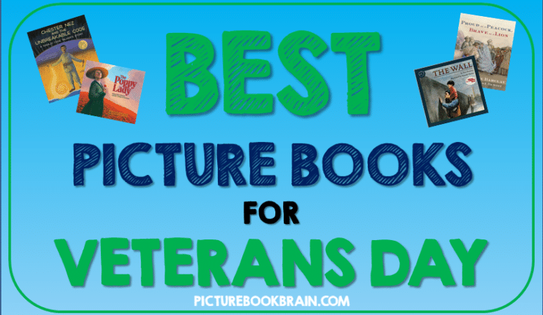 Best Veterans Day Picture Books for Elementary