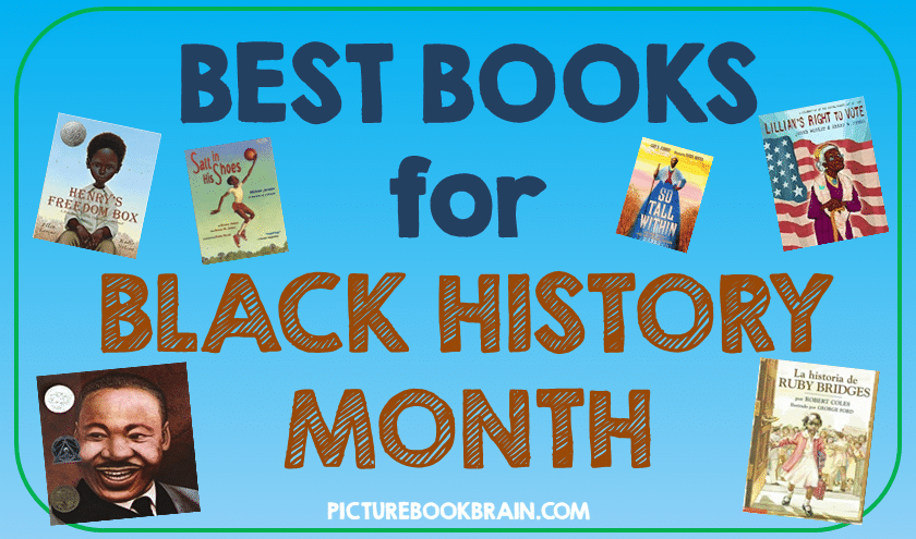 Check out the best Black History Month read alouds.  Fun fiction and nonfiction stories for kids.  Award-winning books about famous African Americans in history. Your elementary students will love these lesson plans and activities for Kindergarten, first, second, third, fourth and fifth grade.  Great ideas for your classroom!