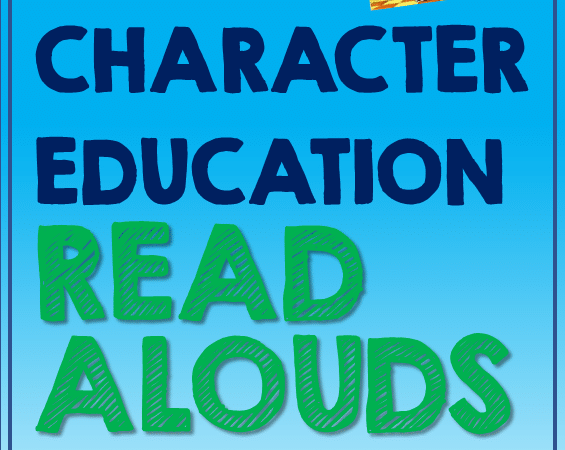 My Favorite Character Education Books