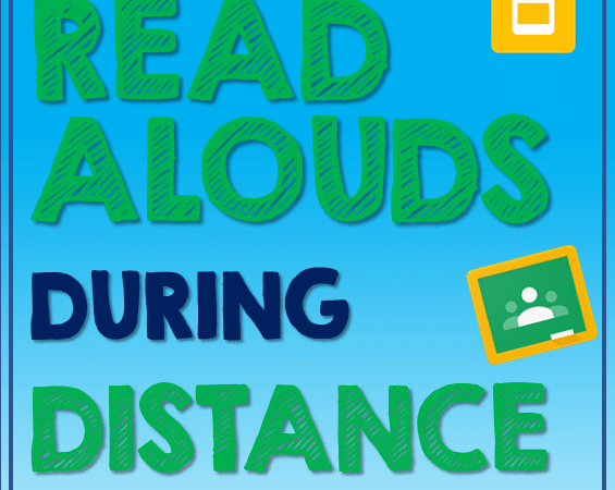 Virtual Read Alouds with Google Slides