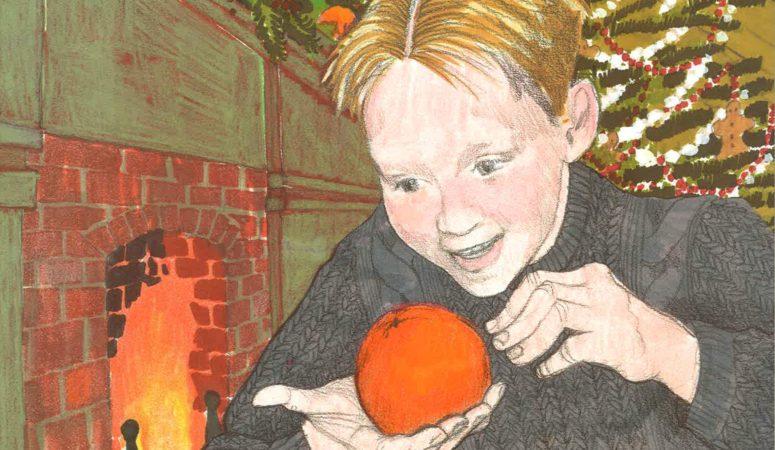 An Orange For Frankie by Patricia Polacco