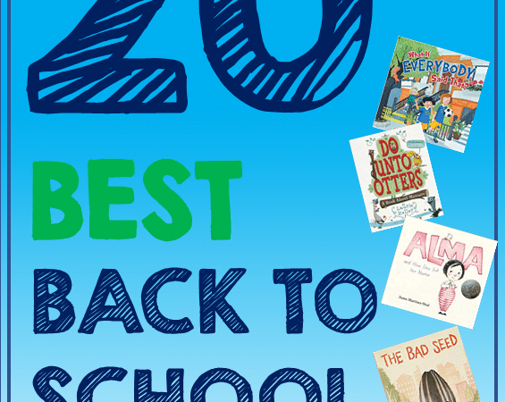 Best Books for Back to School Read Alouds