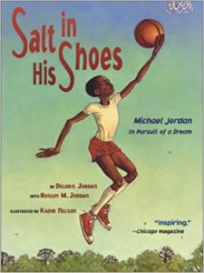 Salt in His Shoes