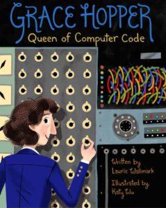 Grace Hopper Queen of Computer Codes