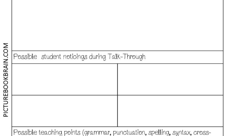 Editable Dictado / Dictation Planner Templates – Bilingual English & Spanish