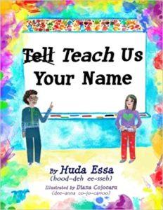 Teach Us Your Name