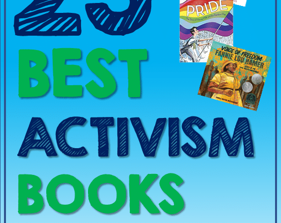Best Picture Books About Activism For Kids