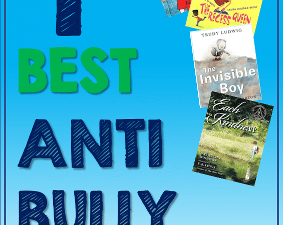 Best Anti Bullying Books for Elementary Students