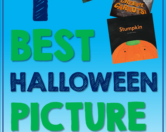 16 Best New and Classic Children's Books About Halloween