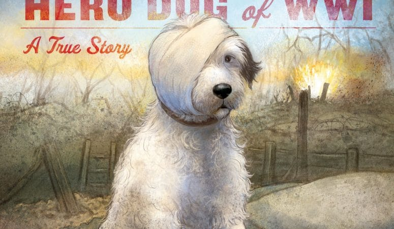 Rags: Hero Dog of WWI by Margot Theis Raven
