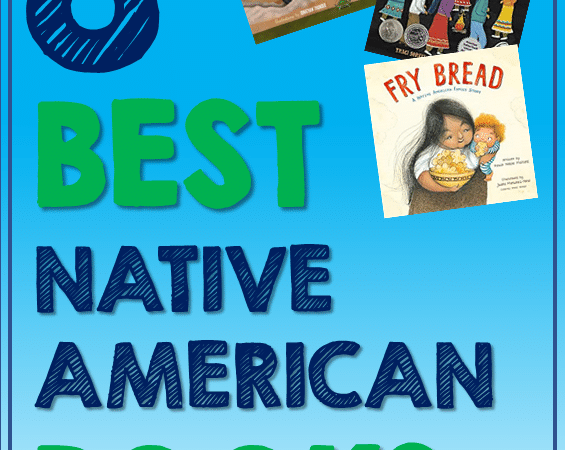 Best Native American Children's Books