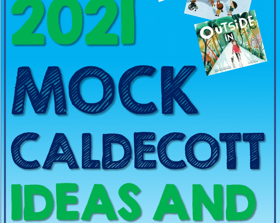 The Best Mock Caldecott 2021 Competition Activities