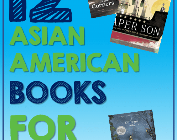 Best Asian American Picture Books For Kids