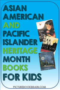 Check out these fiction and non-fiction Asian American picture books for kids. These books and lesson plans are full of activities and ideas to teach these mentor texts. Books just for fun and others to inform for Kinderarten, first, second, third, fourth or fifth grade. These books for kids Kindergarten through upper elementary are perfect for Asian American and Pacific Islander Heritage Month! Books about immigrants, Asian traditions, folktales and fairy tales, and ones that feature Asian characters.