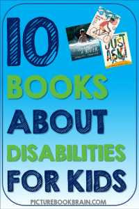 Looking for the best children's books about disabilities? These fun picture books for elementary students are engaging for primary and upper elementary kids. Fiction and nonfiction books with lesson plans and activities linked. These are the best books about disabilities for kids for your kindergarten, first, second, third, fourth or fifth grade students. Many of these are award winning children's books about disabilities!