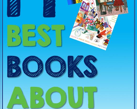 Best Children's Books About Artists
