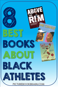 Check out these engaging picture books for February's Black History Month. Fun nonfiction biography children's books about Black athletes. Award-winning books about famous African Americans in sports throughout history. Your elementary students will love these lesson plans and activities for Kindergarten, first, second, third, fourth and fifth grade. Great ideas for your classroom!