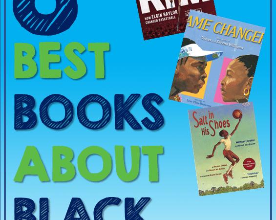 Best Children's Books About Black Athletes