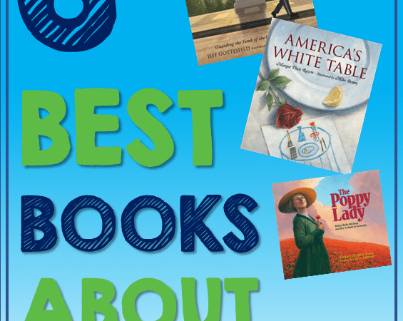 6 Best New and Amazing Children's Books About Memorial Day