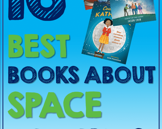 Best Children's Books About Space