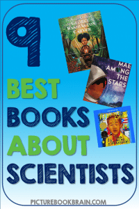 Check out these engaging picture books for February's Black History Month. Fun nonfiction children's books about Black scientists, artists and inventors. Award-winning books about famous African Americans in STEM from history. Your elementary students will love these lesson plans and activities for Kindergarten, first, second, third, fourth and fifth grade. Great ideas for your classroom!