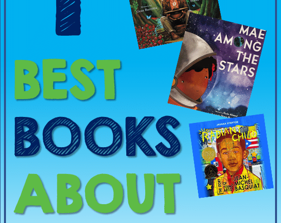Best Children's Books about Black Scientists, Artists and Inventors
