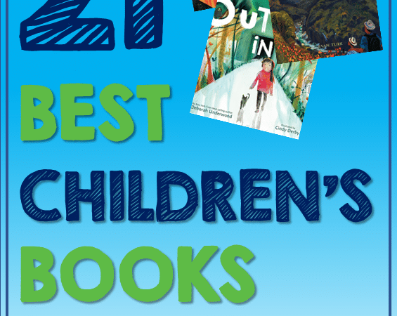 21 Best New and Noteworthy Children's Books of Poetry