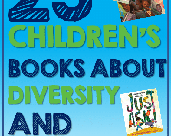 Children's Books About Diversity and Inclusion