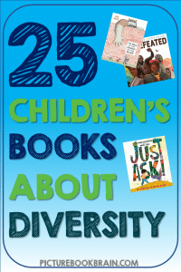 Check out these fiction and non-fiction children's books about diversity and inclusion. These books and lesson plans are full of activities and ideas to teach these mentor texts. Books just for fun and others to inform for Kinderarten, first, second, third, fourth or fifth grade. These books for kids Kindergarten through upper elementary are perfect diverse children's books! Children's books to promote inclusion, disabilities, respecting differences, diverse cultures, poverty, civil rights and more!