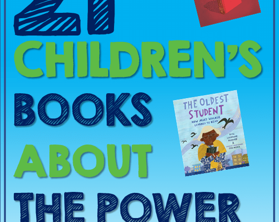 21 New, Sensational Children's Books About Library and Reading