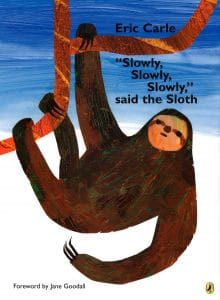 Slowly Slowly Said the Sloth