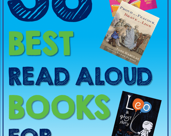 38 Amazing Read Aloud Books for 1st Grade You Need This Year