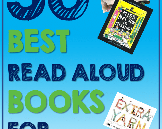 50 Greatest Read Aloud Books For 2nd Grade You Need to Read This Year