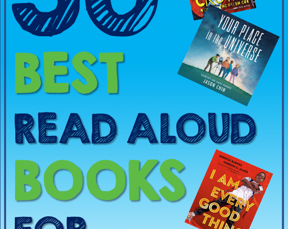 50 New and Noteworthy Read Aloud Books For 3rd Grade That Students Love