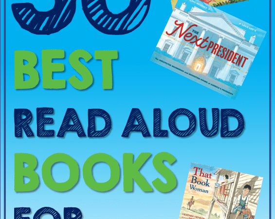 50 Best Read Aloud Books For 4th Grade Your Students Will Love