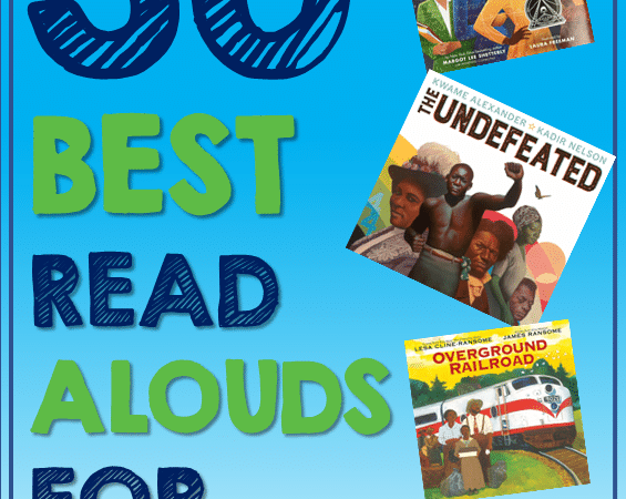 30 Best Read Aloud Books For 5th Grade Your Students Will Love