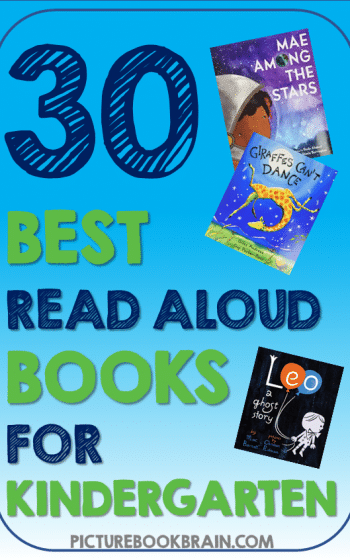Looking for the best read aloud books for Kindergarten? These fun picture books for elementary students are engaging for kindergarteners. Fiction and nonfiction books with lesson plans and activities linked. These are the best diverse picture book read alouds for Kindergarten students. Many of these are award winning children's books about diverse characters, friendships, relationships, and for the whole year!