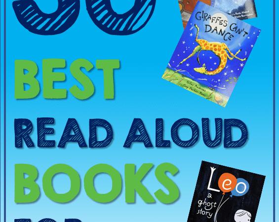 30 Greatest Read Aloud Books For Kindergarten That Students Love