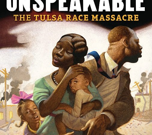 Unspeakable by Carole Boston Weatherford