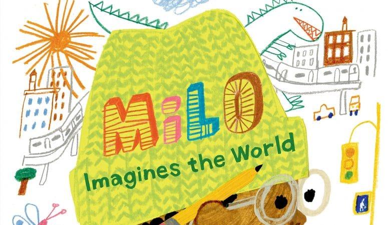 Milo Imagines the World by Matt de la Pena