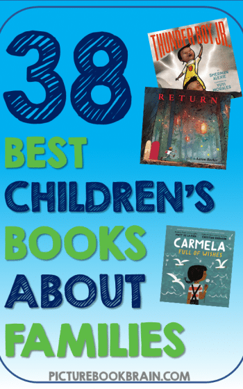 Looking for the best children's books about families? These fun books to teach about diverse families for elementary students are engaging for primary and upper elementary kids. Award-winning books with lesson plans and activities linked. Picture books about relationships, moms, dads, grandparents and more to read aloud for your kindergarten, first, second, third, fourth or fifth grade students. Your students will delight in these classic and brand new picture books about family!