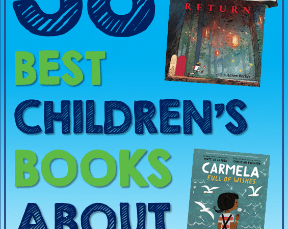 38 Best Useful and Astounding Children's Books About Families