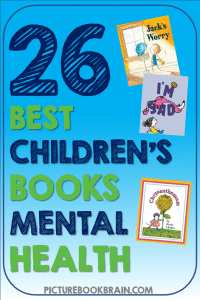 Looking for the best children's books about mental health? These picture books for mental health for elementary students are engaging for primary and upper elementary kids. Fiction and nonfiction books with lesson plans and activities linked. Picture books about bullying, mindfulness, calming strategies, depression, dealing with loss and more for your kindergarten, first, second, third, fourth or fifth grade students. Your students will delight in these classic and brand new books!