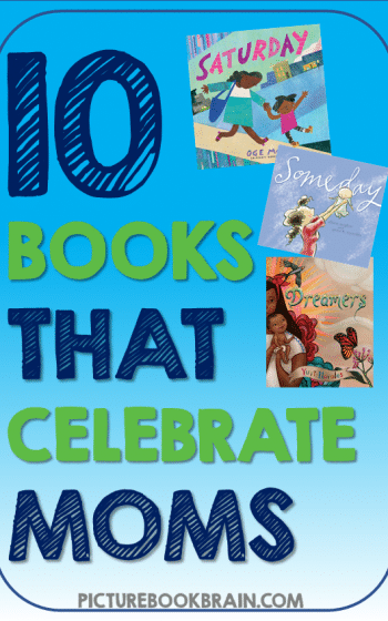 Looking for the best children's books about Mother's Day? These fun read aloud books about moms for elementary students are engaging for primary and upper elementary kids. Award-winning books with lesson plans and activities linked. Picture books about mothers, grandmothers and more to read aloud for your kindergarten, first, second, third, fourth or fifth grade students. Your students will delight in these classic and brand new picture books that celebrate moms!
